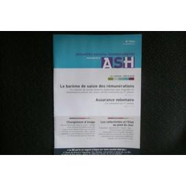 Actualit�s Sociales Hebdomadaires - Ash 2744