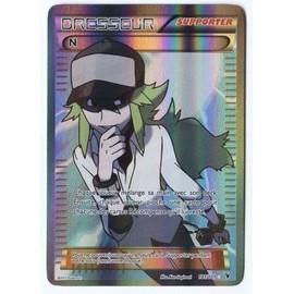 Dresseur N (101/101) - Pokemon Noir Et Blanc Nobles Victoires