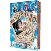 One Piece - Water 7 - Coffret 4 de Konosuke Uda