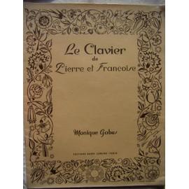 Clavier de Pierre et Françoise Piano