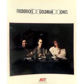 Recueil de 10 chansons de Fredericks-Goldman-Jones