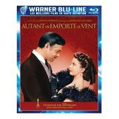 Autant En Emporte Le Vent - Blu-Ray de Victor Fleming