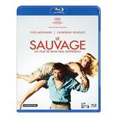 Le Sauvage - Blu-Ray de Jean-Paul Rappeneau