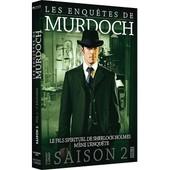 Les Enqu�tes De Murdoch - Saison 2 - Vol. 1 de Farhad Mann