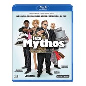 Les Mythos - Blu-Ray de Denis Thybaud