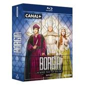 Borgia - Saison 1 - Blu-Ray de Oliver Hirschbiegel