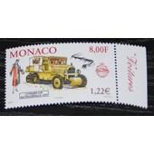 Timbre Monaco Neuf 2000 Citroen Autochenille