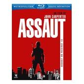 Assaut - Blu-Ray de John Carpenter