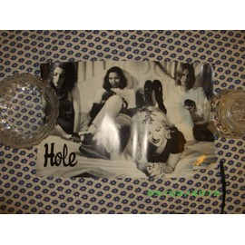 Courtney Love HOLE Poster 28X43