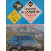 Revue Technique Citroen Xm Essence 4 Cylindres Et V6 Injection