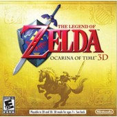 The Legend Of Zelda Ocarina Of Time 3d - Version Collector