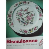 Porcelaine Bernardaud - Limoges - Publicit� Pharmaceutique Bismuloxane
