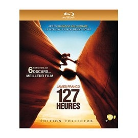 127 Heures Édition Digibook Collector + Livret Blu Ray