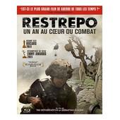 Restrepo, Un An Au Coeur Du Combat - Blu-Ray de Tim Hetherington