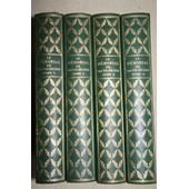Le M�morial De Sainte H�l�ne En 4 Tomes de Emmanuel de LAS CASES