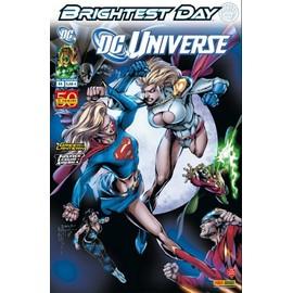Dc ( D.C. ) Universe N� 65 ( Brightest Day ) : Les Choses Obscures (Green Lantern / J.L.A. / J.S.A.)