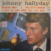 Ep � Madison Twist/62� - Johnny Hallyday