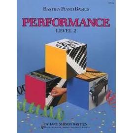 Bastien Piano Basics : Performance level 2