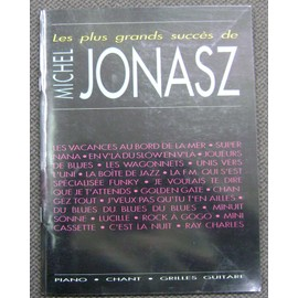 Les plus grands succès de Michel Jonasz