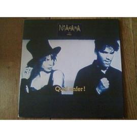 "Niagara ""Quel enfer!"" - Voix Piano Guitare Tab"