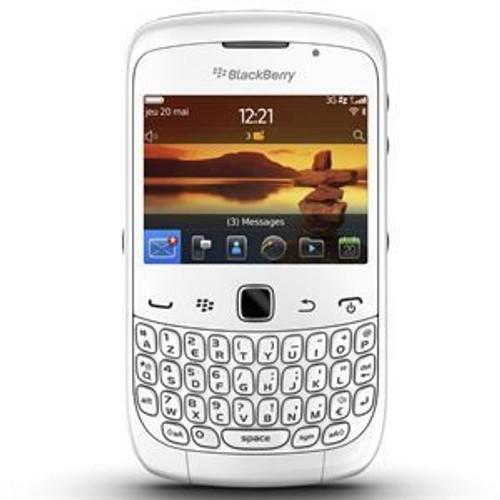 Smartphone BlackBerry Curve 3G 9300 Blanc