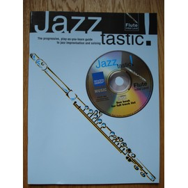 Jazz tastic! Flute - Initial level (partition + CD)
