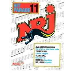hit parade n°11 NRJ ,éditions musicom