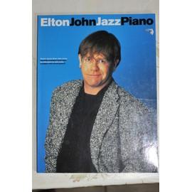 Elton John: Jazz Piano Piano