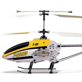Rc H�licopt�re Radiocommand� T-40 3,5 Ch, Avec Camera Hd,81cm,Haute Qualit�