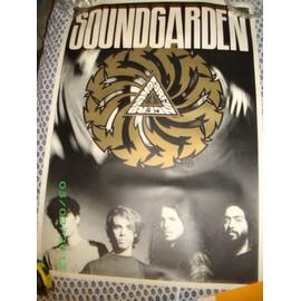 Soundgarden Chris Cornell Poster 61X86