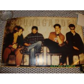 Soundgarden Chris Cornell Poster 84X60