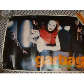 GARBAGE Poster 62X92
