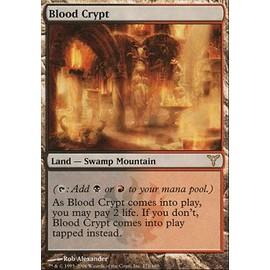 Crypte De Sang ( Blood Crypt ) - Magic Mtg