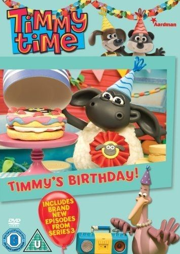 Timmy Time Timmys Birthday Import Anglais Import