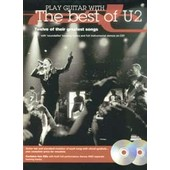 U2 Play Guitar With Best Of Tab 2 Cds