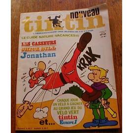 Nouveau Tintin Nouvelle Serie N 48 N� 188 : Le Guide Nature Vacances 6
