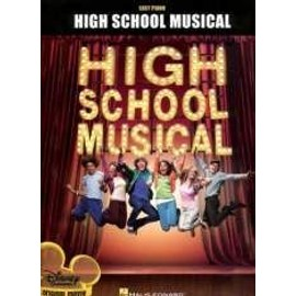 High School Musical Piano only