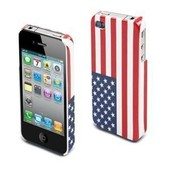 Coque Iphone 4/ 4s Drapeau Usa