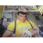 La Grande Histoire Du Tour De France 1947 1956 de Thierry CAZENEUVE