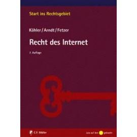 Köhler, M: Recht des Internet