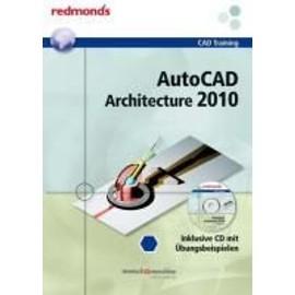 Autocad Architecture 2010 + Cd - Redmond's Cad-Training