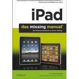 Biersdorfer, J : iPad: Das Missing Manual