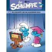 Die Schl�mpfe 26. Die Schl�mpfe Und Das Allwissende Buch de Alain Jost