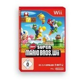 Nintendo Wii New Super Mario Bros
