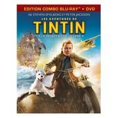 Les Aventures De Tintin : Le Secret De La Licorne - Combo Blu-Ray+ Dvd de Steven Spielberg