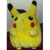 Petit Sac Peluche Pokemon Pikachu