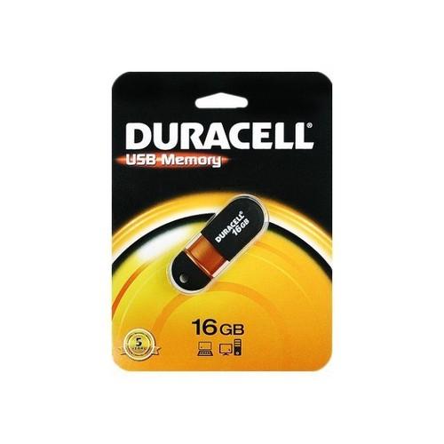 Cle USB 16Go Duracell Noir
