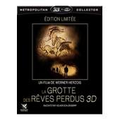 La Grotte Des R�ves Perdus - Combo Blu-Ray 3d + Dvd de Werner Herzog