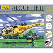 Sa 319 Alouette Iii - Ma Premi�re Maquette