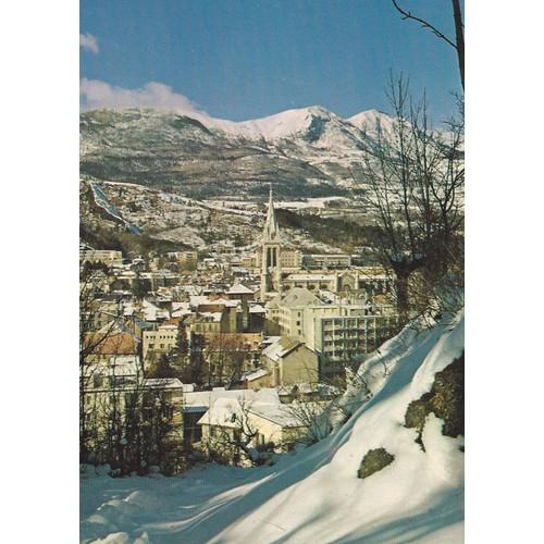 <strong>Gap</strong> hautes alpes 750 m sous la neige